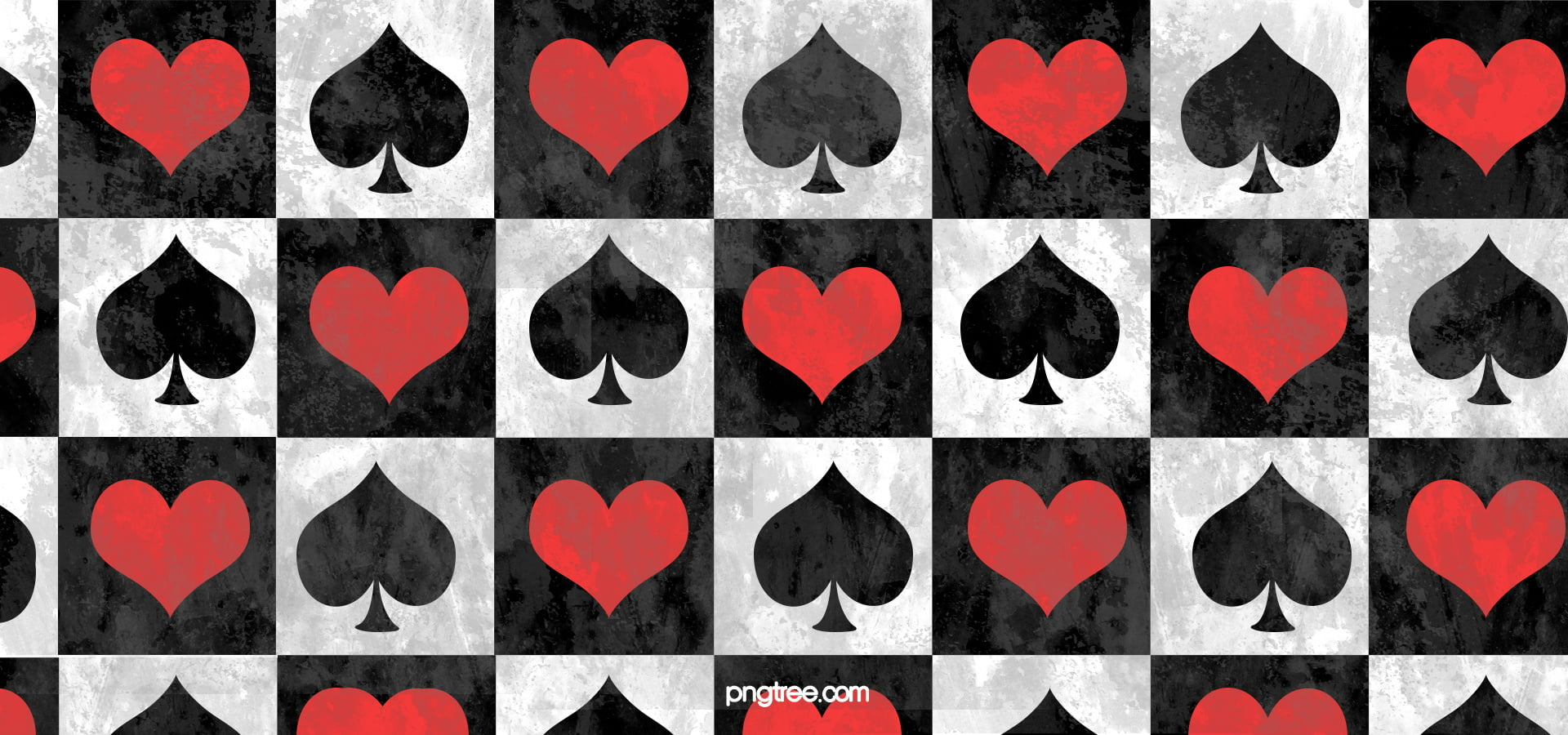"alt=""beautiful read and black poker patterns"""